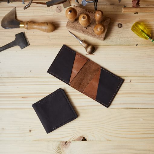 Leather Card and Note wallet